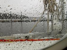 Rain again!