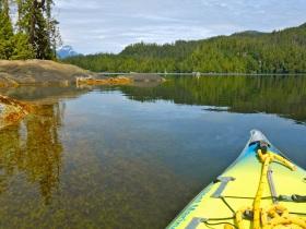 Silent paddle on Simoom Sound