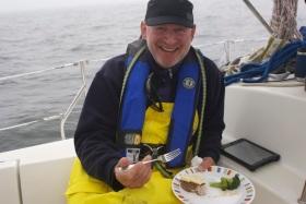 Fresh tuna..yum!