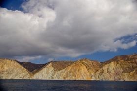 West shore of Catalina Island