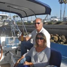 ....Steve and Brenda!