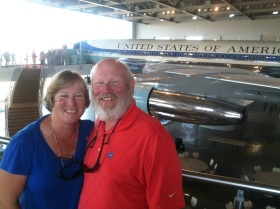 A trip to the Ronald Reagan Library...beautiful!