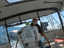 Dixon Entrance sail