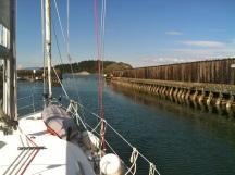 Leaving Anacortes Marina..!