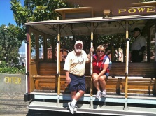Touristing in San Fran