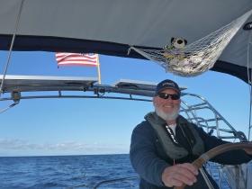 Smooth sailing...ahh