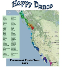 Permanent Picnic Tour 2013