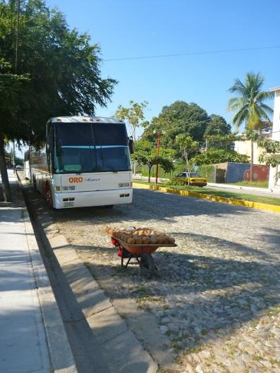 Wheelbarrow parallel parking