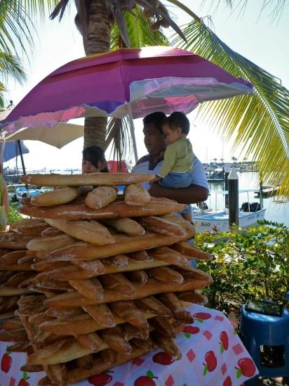 Fresh bread....yum