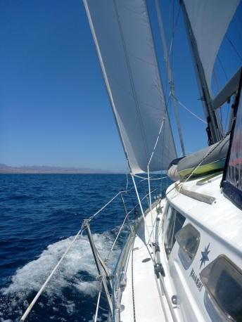 A perfect sail