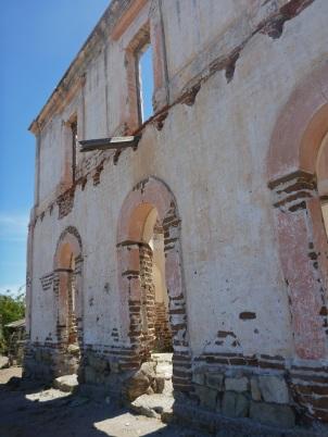 Arches of Casa Grande