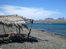 Fishing palapa
