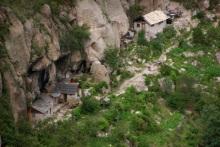Tarahumara village - with solar!