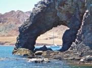 El Arco of the north, Puerto Refugio