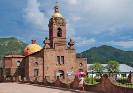 Cerocahui Mission