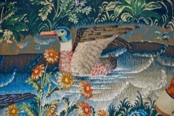 A blue goose perhaps?