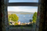 Tobermory from our room