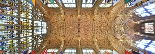 Internet photo of the ceiling in the Lady's Chapel
