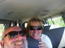 Happy Dancers on the road