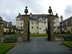 The Traquair House