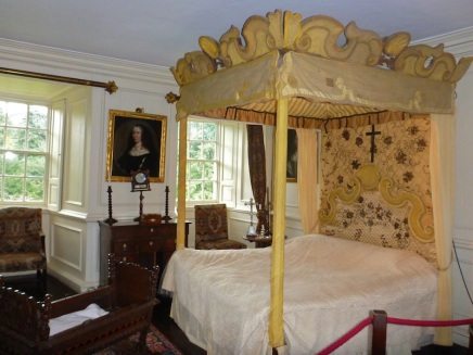 Mary Queen of Scots slept here