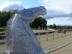 Beautiful sculpture called The Silkies