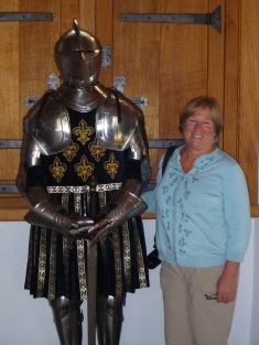 This guy won the jousting tournament put on by Mary Queen of Scots