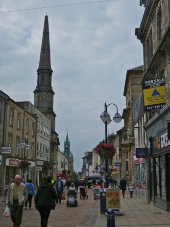 Old town Dunfermline