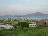 Looking south toward Guaymas