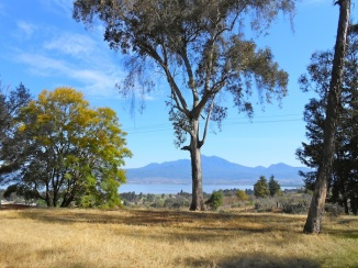 Patzcuaro Lake. The natives believe that the lake is the place where the barrier between life and death is the thinnest