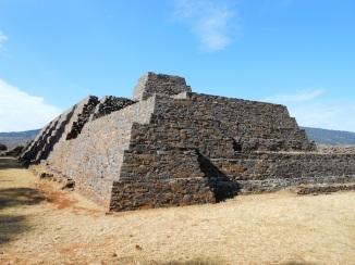 'Yácatas of Tzintzuntzan'