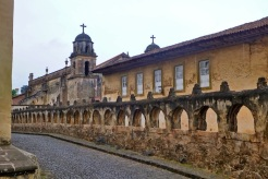 Once a convent, now a school