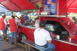 Love the Chuy taco truck!