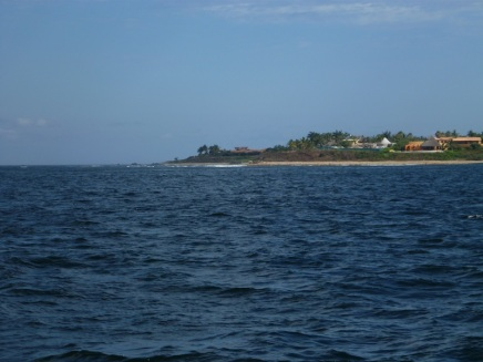 Passing Punta de Mita
