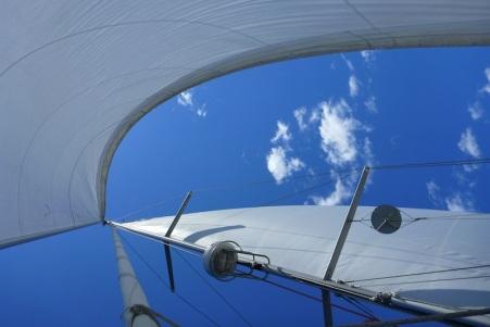 Love a full sail!