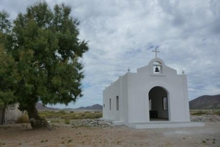 The fishermen's church