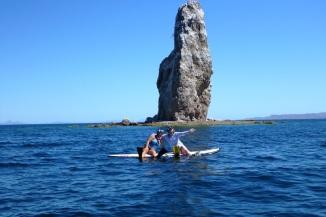 Snorkeling at Solitario