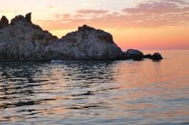 Sunrise in Agua Verde