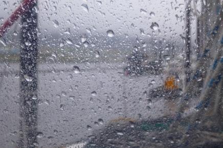 Rain rain go away!