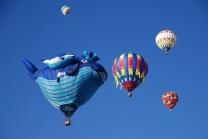 Love the whale balloon