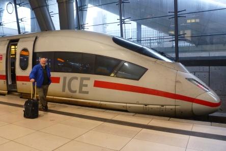 Inter-City Express train