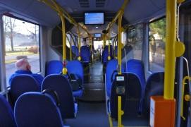 Fancy buses!
