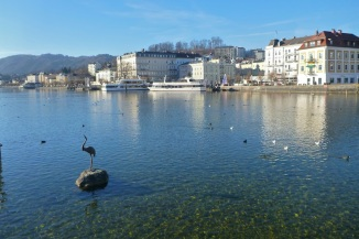 The Traunsee