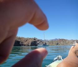 Boat sweet (tiny?) boat