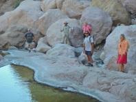 The hiking gang