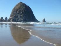 Hey!!! It's Haystack Rock!
