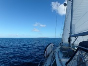 Sailing over the bounding sea