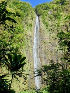 400' waterfall...nice!