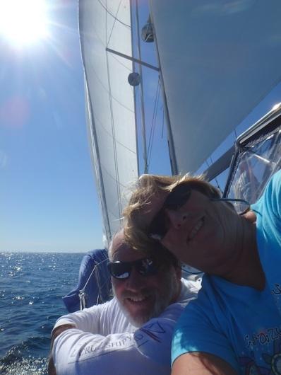Sailing sailing....