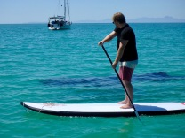Paddle board 13' long, Wally...?